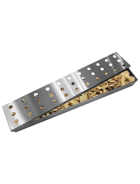 MR. GARDENER Smoking-Box, Edelstahl, Breite: 33,5 cm