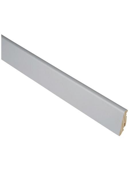 FN NEUHOFER HOLZ Sockelleiste, Aluminium