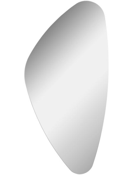 FACKELMANN Spiegelelement »Organiv«, BxH: 40,5 x 76 cm