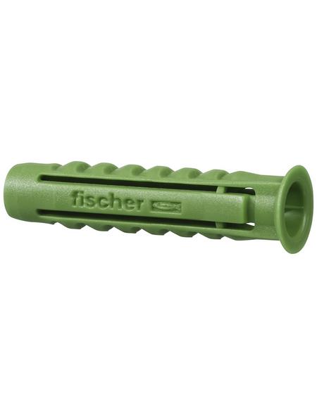 FISCHER Spreizdübel, SX GREEN, Nylon, 90 Stück, 6 x 30 mm