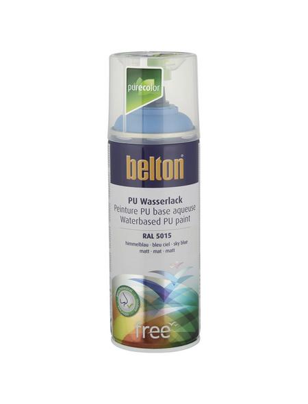 BELTON Sprühlack »Free«, 400 ml, himmelblau