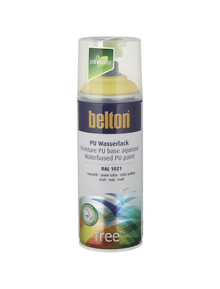 BELTON Sprühlack »Free«, 400 ml, rapsgelb