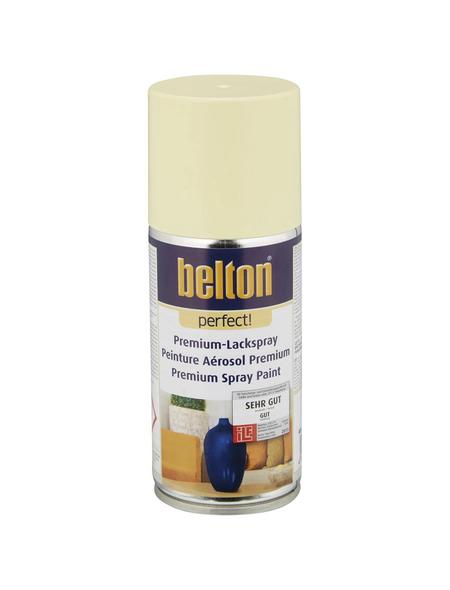 BELTON Sprühlack »Perfect«, 150 ml, beige