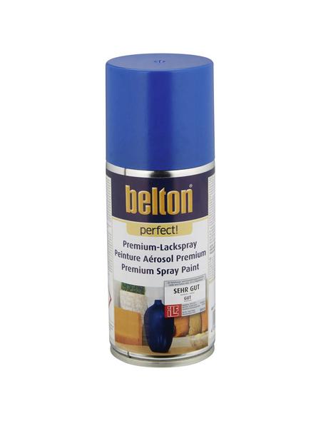 BELTON Sprühlack »Perfect«, 150 ml, dunkelblau