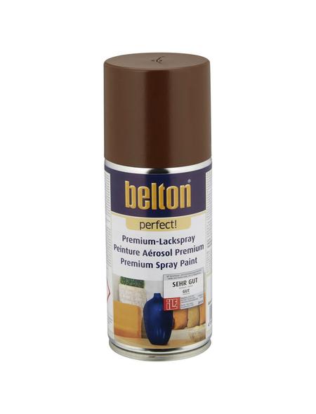 BELTON Sprühlack »Perfect«, 150 ml, dunkelbraun