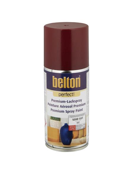 BELTON Sprühlack »Perfect«, 150 ml, dunkelrot
