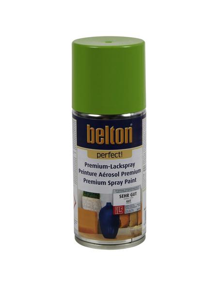 BELTON Sprühlack »Perfect«, 150 ml, hellgrün
