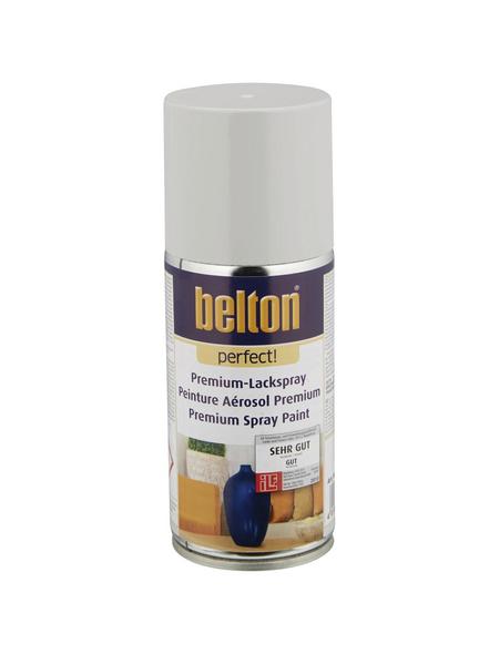 BELTON Sprühlack »Perfect«, 150 ml, lichtgrau