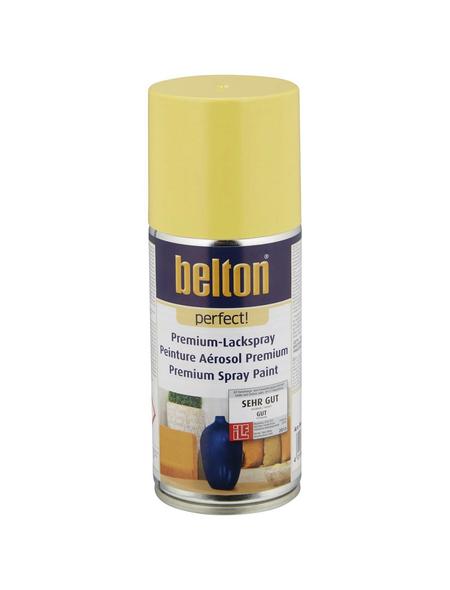 BELTON Sprühlack »Perfect«, 150 ml, ocker