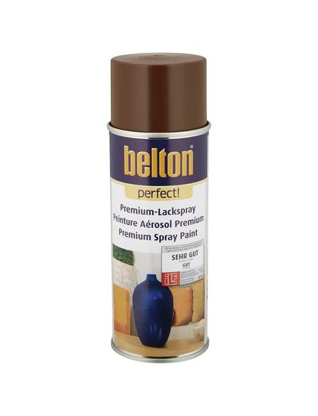 BELTON Sprühlack »Perfect«, 400 ml, dunkelbraun