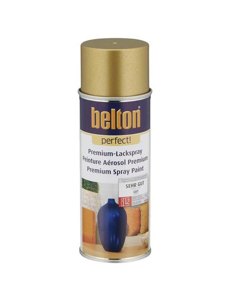 BELTON Sprühlack »Perfect«, 400 ml, gold