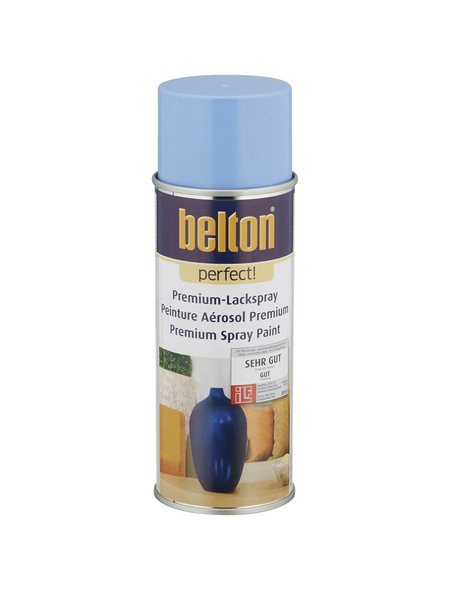 BELTON Sprühlack »Perfect«, 400 ml, hellblau