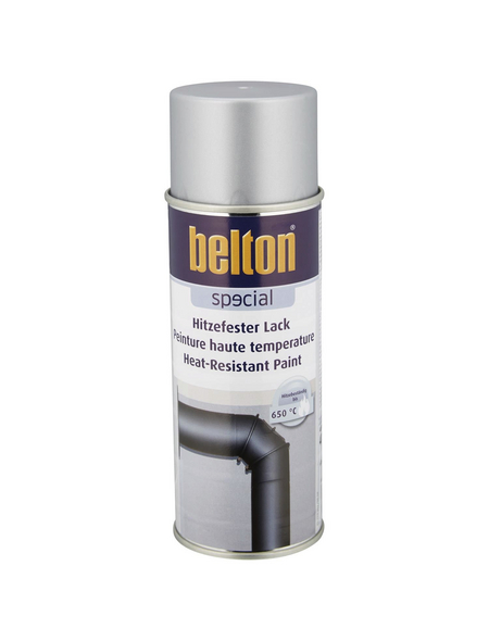 BELTON Sprühlack »Special«, 400 ml, silber