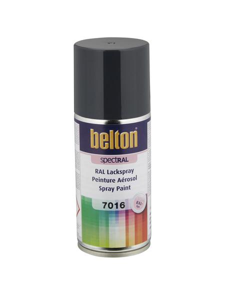 BELTON Sprühlack »SpectRAL«, 150 ml, anthrazitgrau