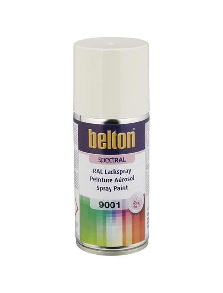 BELTON Sprühlack »SpectRAL«, 150 ml, cremeweiß