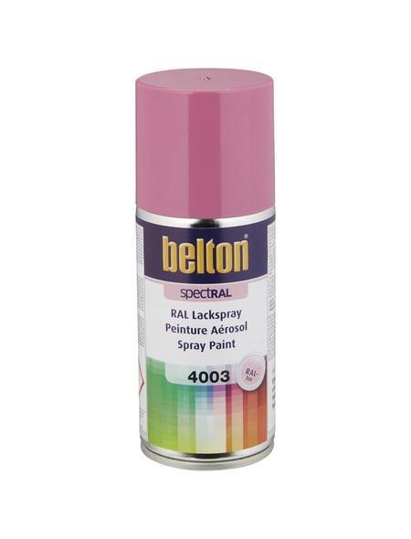 BELTON Sprühlack »SpectRAL«, 150 ml, erikaviolett