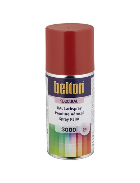 BELTON Sprühlack »SpectRAL«, 150 ml, feuerrot
