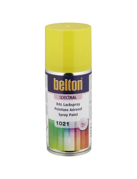 BELTON Sprühlack »SpectRAL«, 150 ml, rapsgelb