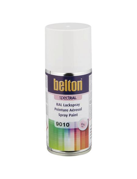 BELTON Sprühlack »SpectRAL«, 150 ml, reinweiß