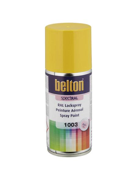 BELTON Sprühlack »SpectRAL«, 150 ml, signalgelb