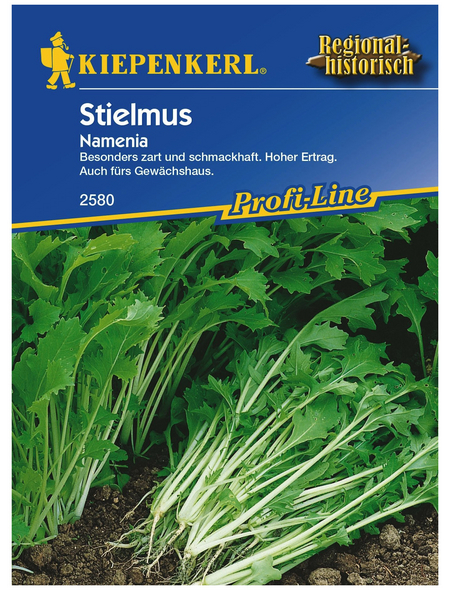 KIEPENKERL Stielmus Brassica rapa var. rapa »Namenia«
