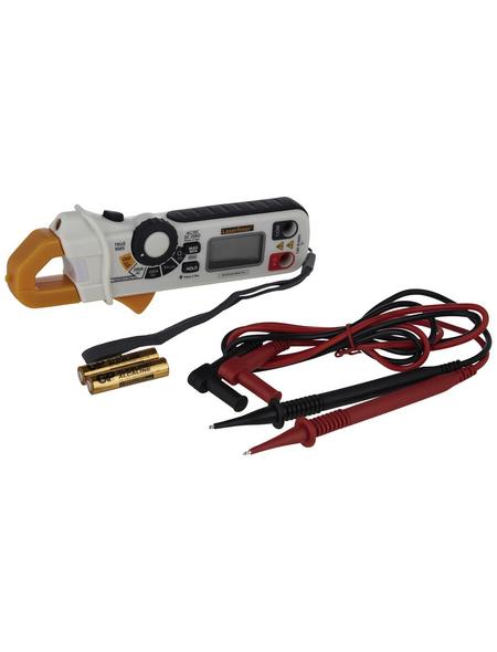 laserliner® Strom- und Spannungsmesszange »CAT III«, gelb/weiss/rot/schwarz