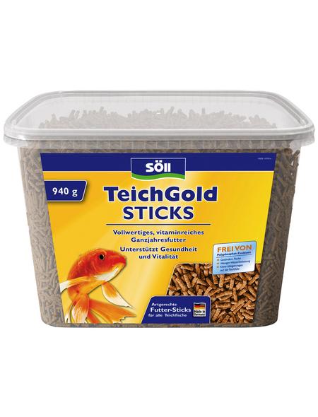 SÖLL Teichfischfutter »TEICH-GOLD«, 7,5 l, 940 g