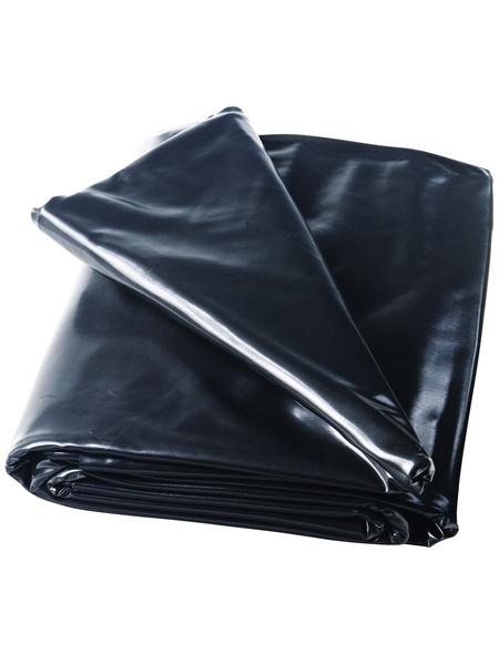 HEISSNER Teichfolie, BxL: 500 x 400 cm, Polyvinylchlorid (PVC)