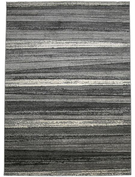 ANDIAMO Teppich »Alicante«, BxL: 120 x 170 cm, grau