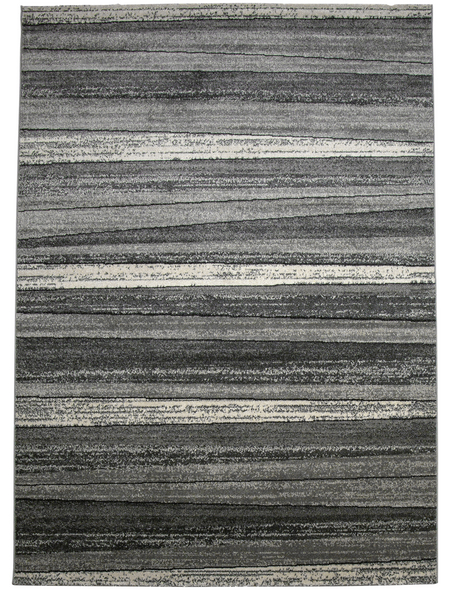 ANDIAMO Teppich »Alicante«, BxL: 160 x 150 cm, grau