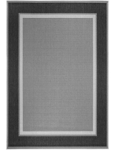 ANDIAMO Teppich »Arizona«, BxL: 133 x 230 cm, grau