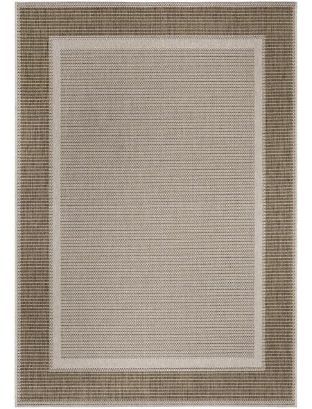 ANDIAMO Teppich »Arizona«, BxL: 67 x 140 cm, beige