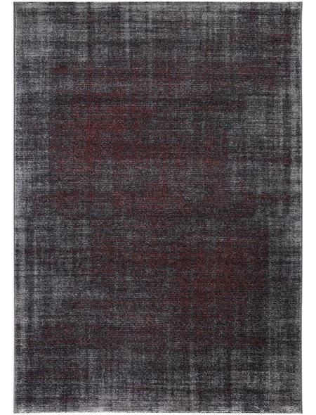 ANDIAMO Teppich »Campos«, BxL: 67 x 140 cm, grau