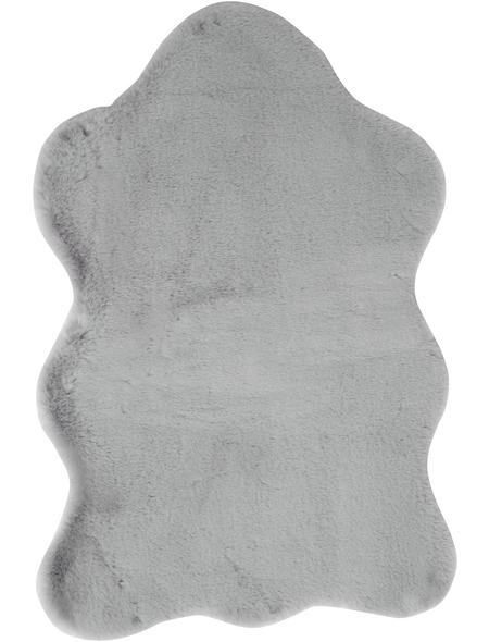 ANDIAMO Teppich »Cingoli«, BxL: 55 x 80 cm, grau