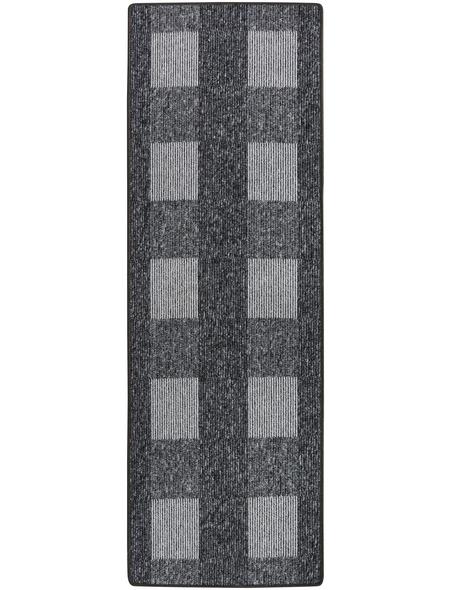 ANDIAMO Teppich »Dijon«, BxL: 67 x 200 cm, grau