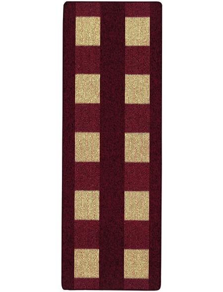 ANDIAMO Teppich »Dijon«, BxL: 67 x 200 cm, rot