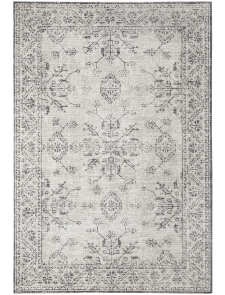 ANDIAMO Teppich »Lara«, BxL: 67 x 140 cm, creme