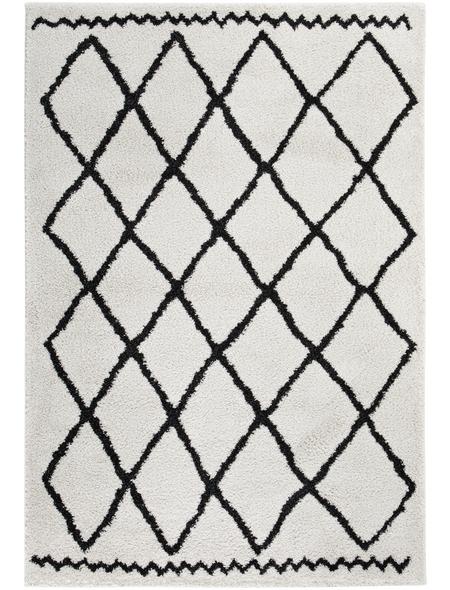 ANDIAMO Teppich »Mia«, BxL: 120 x 170 cm, creme
