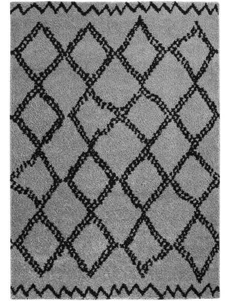 ANDIAMO Teppich »Mia«, BxL: 160 x 230 cm, grau
