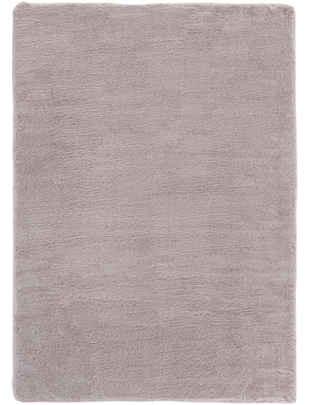 ANDIAMO Teppich »Novara«, BxL: 120 x 170 cm, altrosa