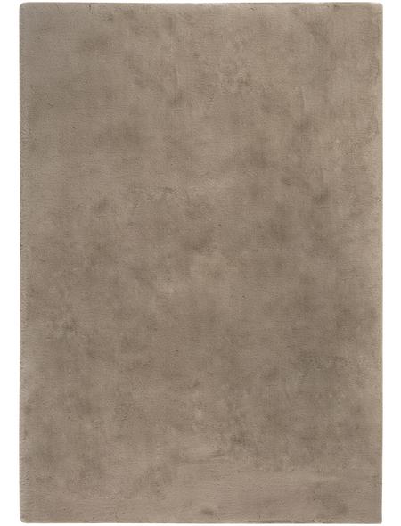 ANDIAMO Teppich »Novara«, BxL: 120 x 170 cm, braun