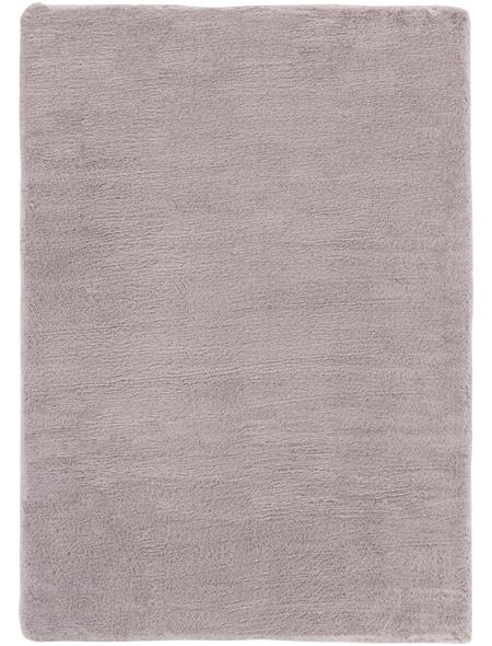 ANDIAMO Teppich »Novara«, BxL: 60 x 120 cm, altrosa