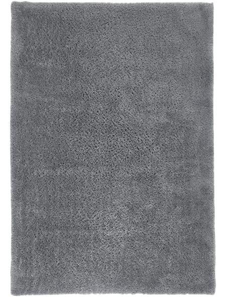 ANDIAMO Teppich »Posada«, BxL: 65 x 130 cm, silberfarben