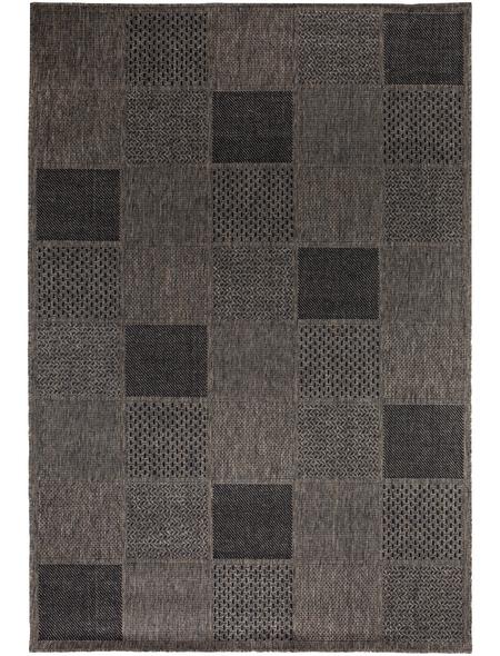 ANDIAMO Teppich »Utah«, BxL: 57 x 110 cm, taupe