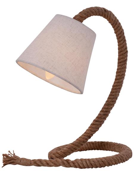 NÄVE Tischleuchte »Rope« mit 40 W, H: 38 cm, E14 ohne Leuchtmittel