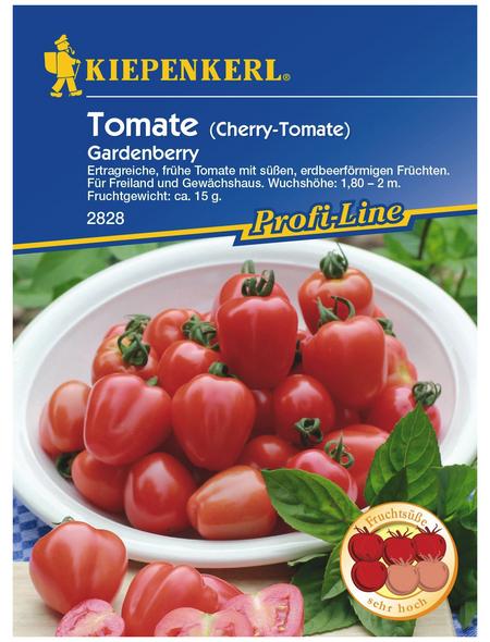 KIEPENKERL Tomate (Cherry-Tomate) Solanum lycopersicum »Gardenberry«