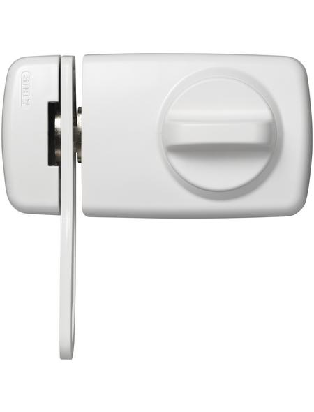 ABUS Tür-Zusatzschloss, LxBxH: 47 x 102 x 75 mm, Kunststoff | Metall, Kunststoff | Metall