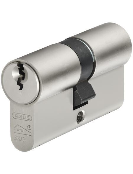 ABUS Türzylinder, LxBxH: 90 x 17 x 33 mm, Messing, Messing