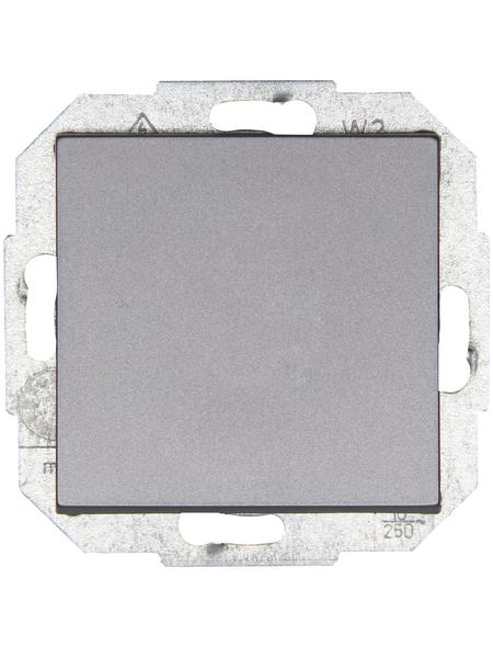 KOPP Universalschalter, Aus-/Wechselschalter, ATHENIS, Kunststoff, Grau