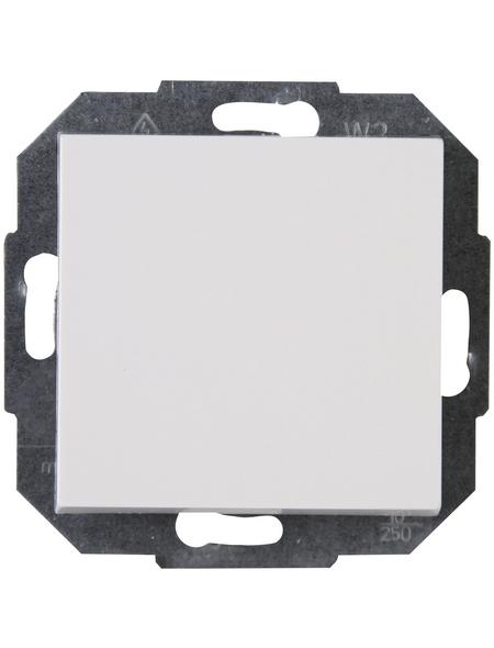KOPP Universalschalter, Aus-/Wechselschalter, ATHENIS, Kunststoff, Weiß